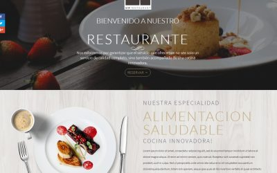 Plantilla Restaurantes