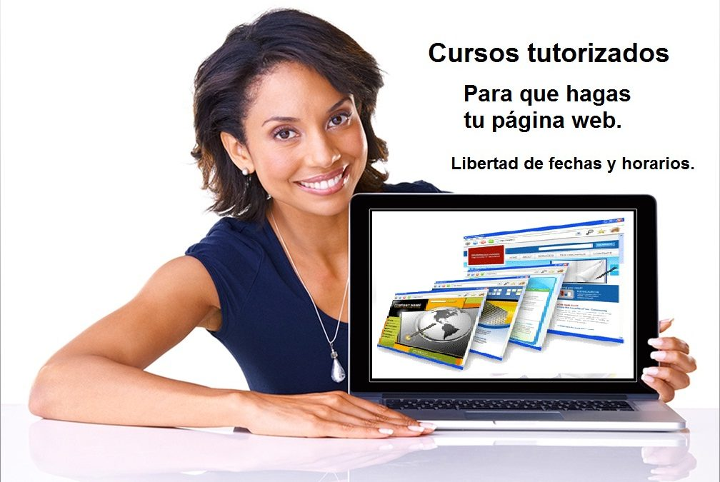 curso como hacer una página web