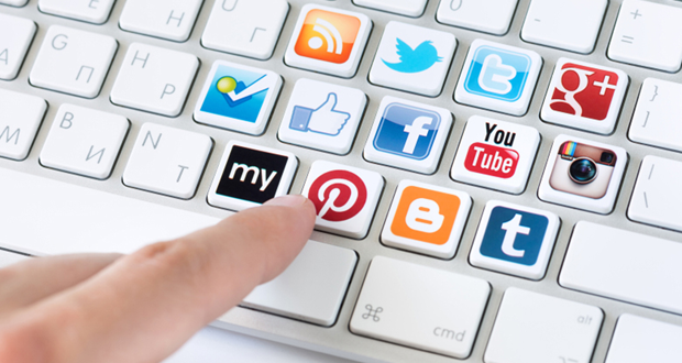 iconos redes sociales