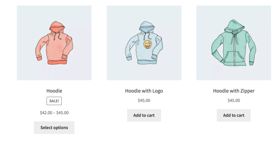 """codigo corto wwommerce Mostrar solo productos con etiqueta """"hoodie"""""""