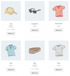 Código corto de WooCommerce Productos por atributo