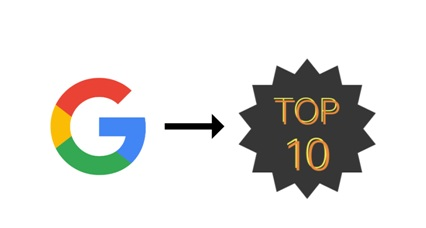 TOP TEN GOOGLE