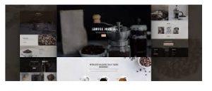tema divi cafe