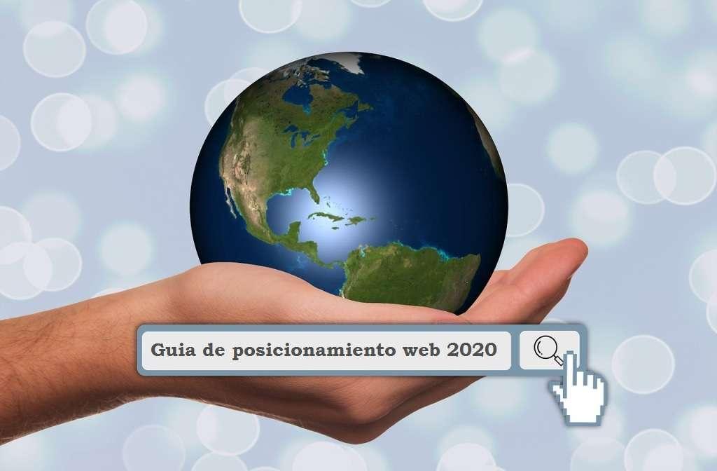 Guía de posicionamiento web sobre SEO en 2020