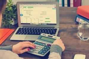 calcular ganancias