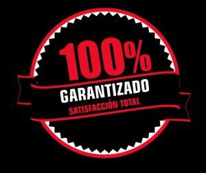 garantizado 100%